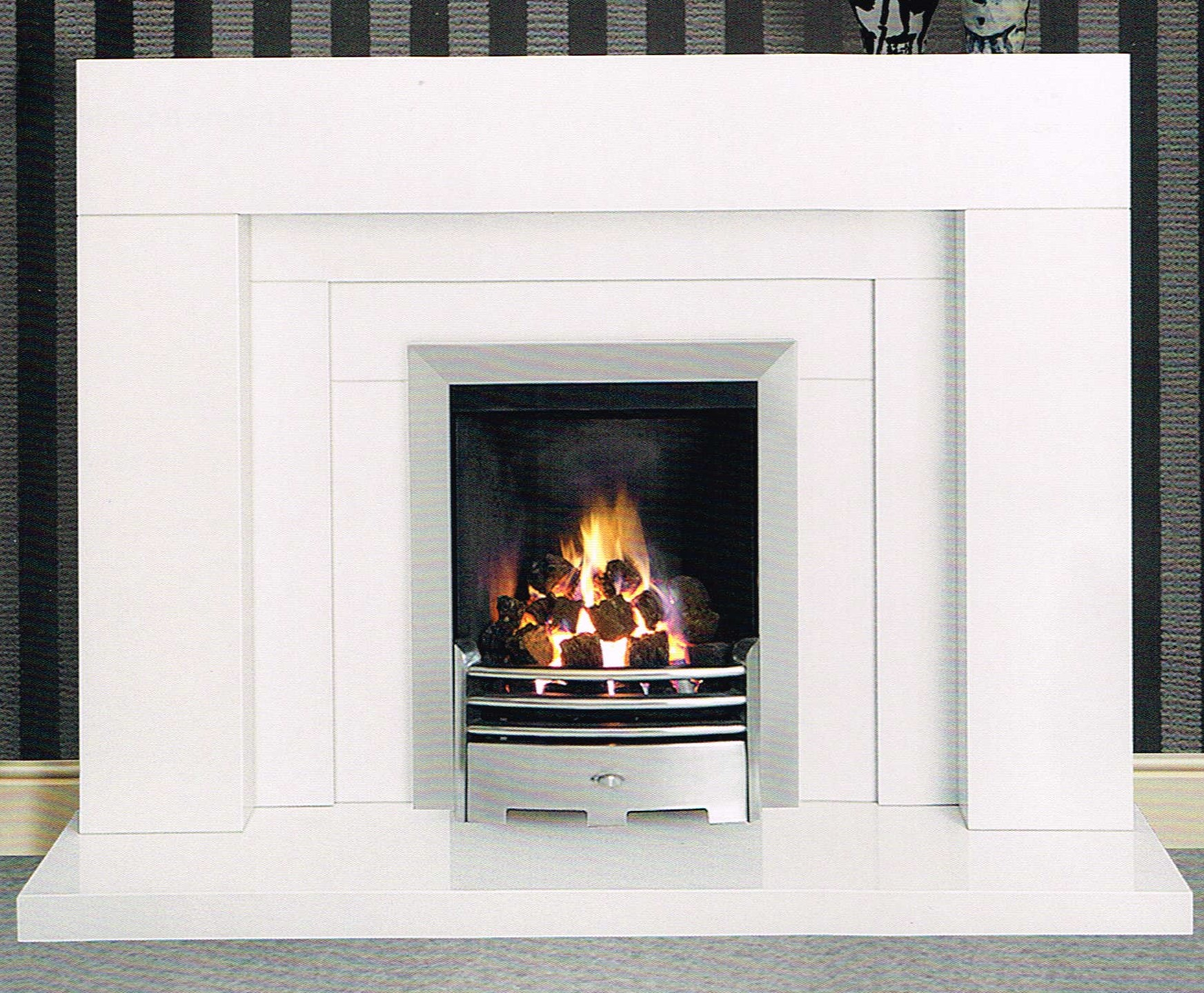Micromarble Fireplces ABBEY