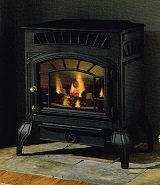 Flueless Gas Fires AMBIENCE STOVE 1