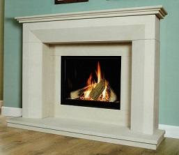 Marble & Limestone Fireplaces ANGELO FLORENTINE