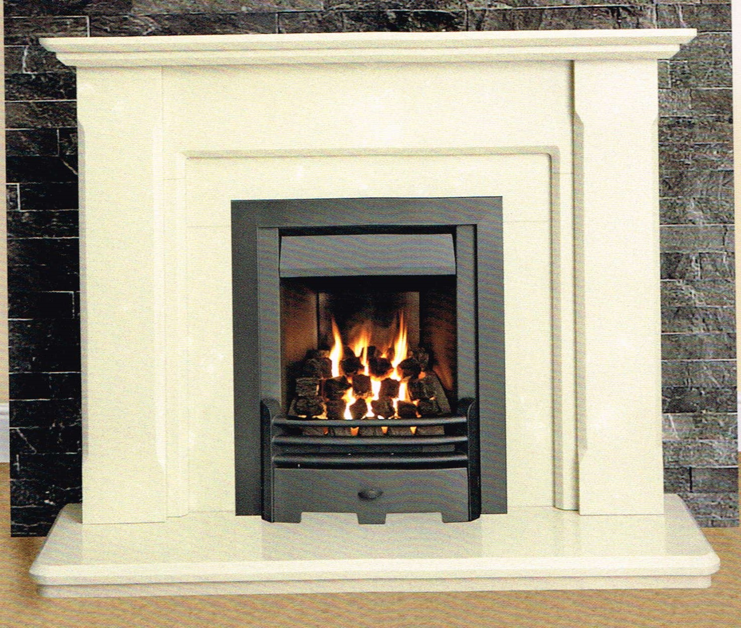 Micromarble Fireplces ANSTY