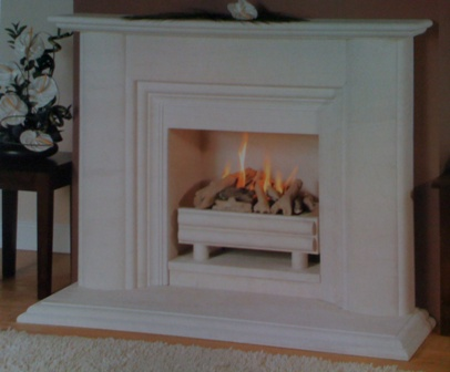 Marble & Limestone Fireplaces ATLANTICO