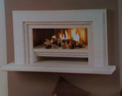 Marble & Limestone Fireplaces AVEIRO