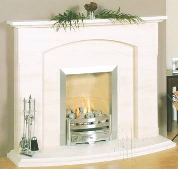 Marble & Limestone Fireplaces AZOIA
