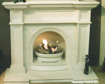 Marble & Limestone Fireplaces Azores