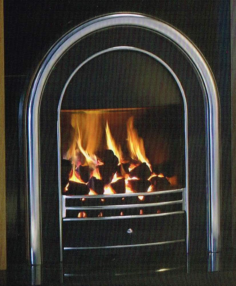 Gas Inset Fires BLOOMSBURY AIRFLAME CONVECTOR