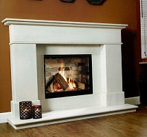 Marble & Limestone Fireplaces BOTICELLI FLORENTINE