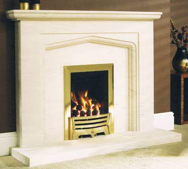 Marble & Limestone Fireplaces BELLINA