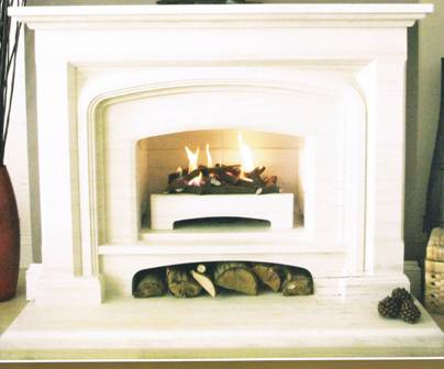 Marble & Limestone Fireplaces BRACARA