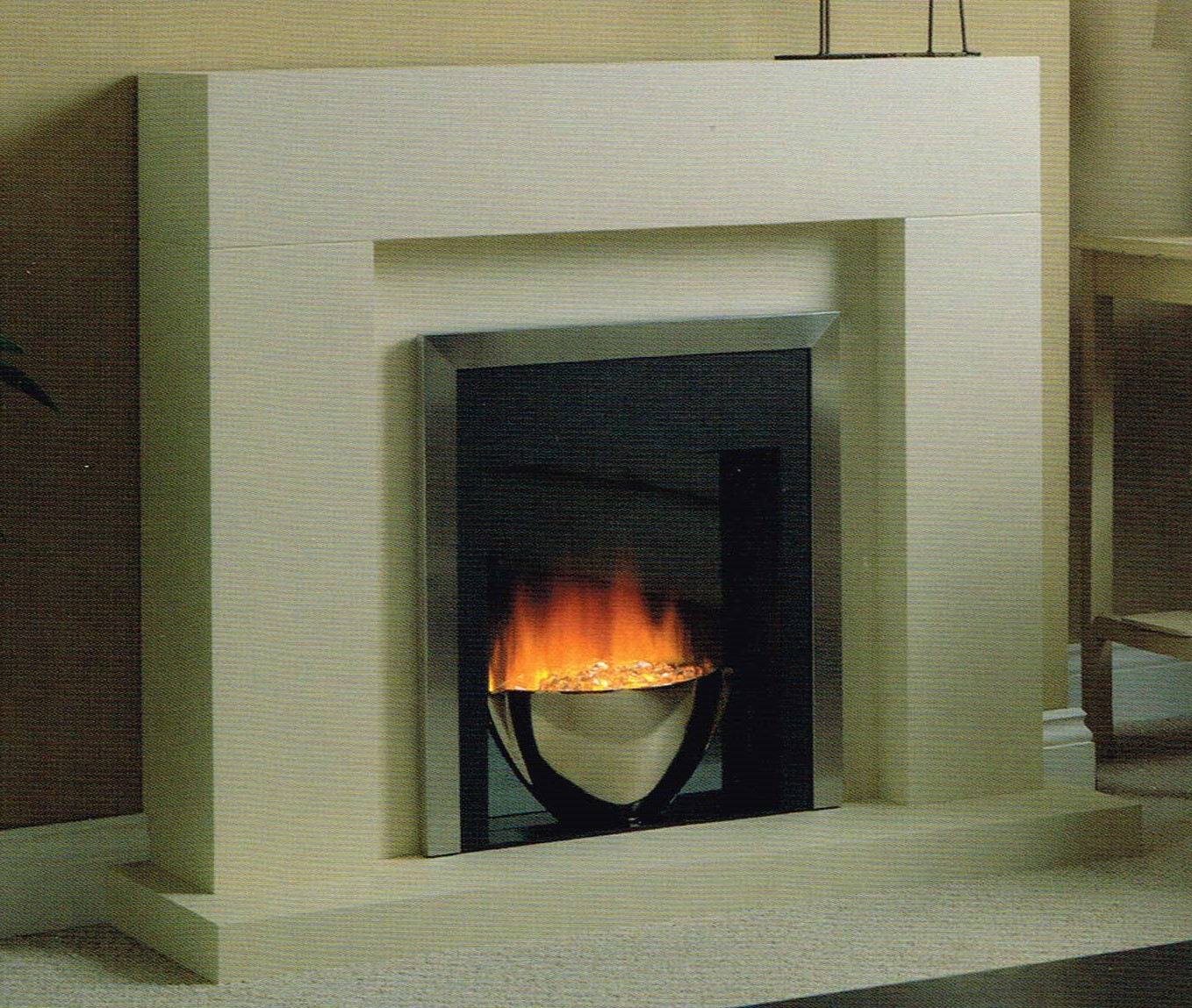Outset Electric Fires CADENZA SUITE