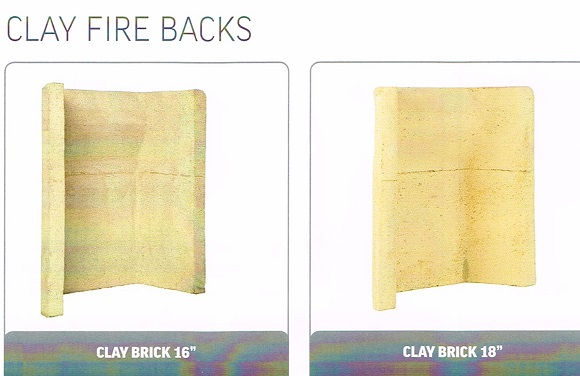 CLAY FIRE BACKS CLAY FIRE BACKS 1