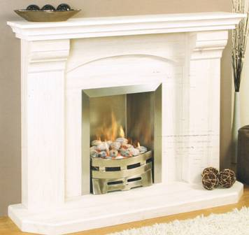 Marble & Limestone Fireplaces COLARES