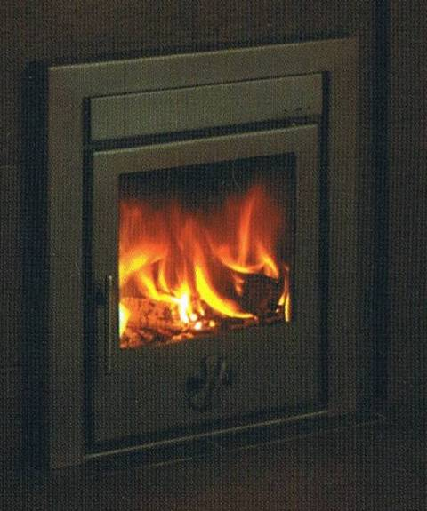 Inset Stoves Contemporary Inset Stove