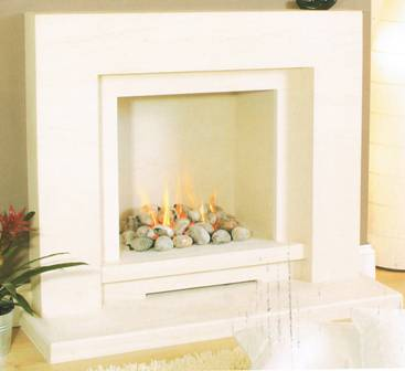 Marble & Limestone Fireplaces Continental