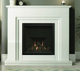 Marble & Limestone Fireplaces EMBLETON  GAS FIREPLACE