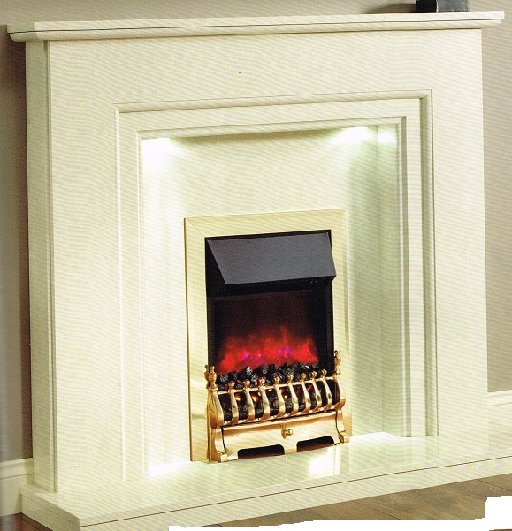 Micromarble Fireplces EVITA SUITE 1