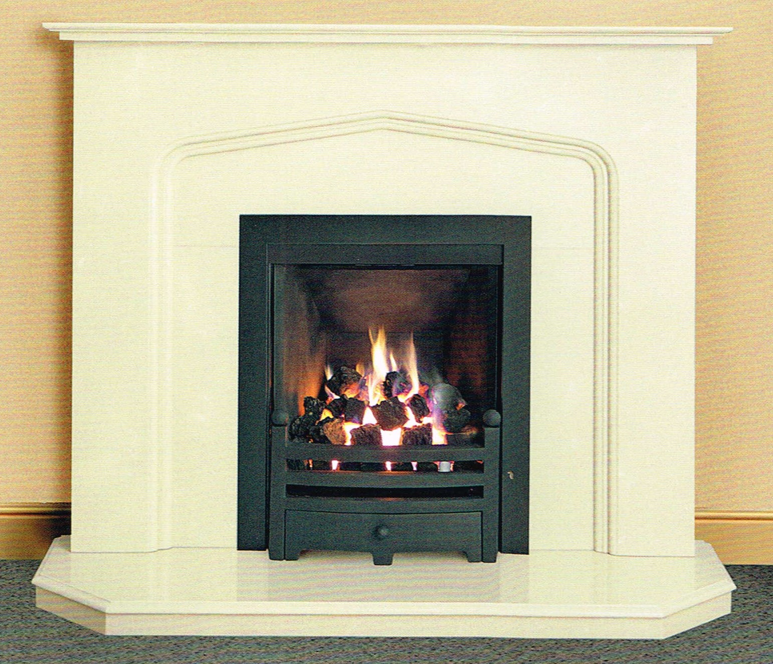 Micromarble Fireplces FALMOUTH