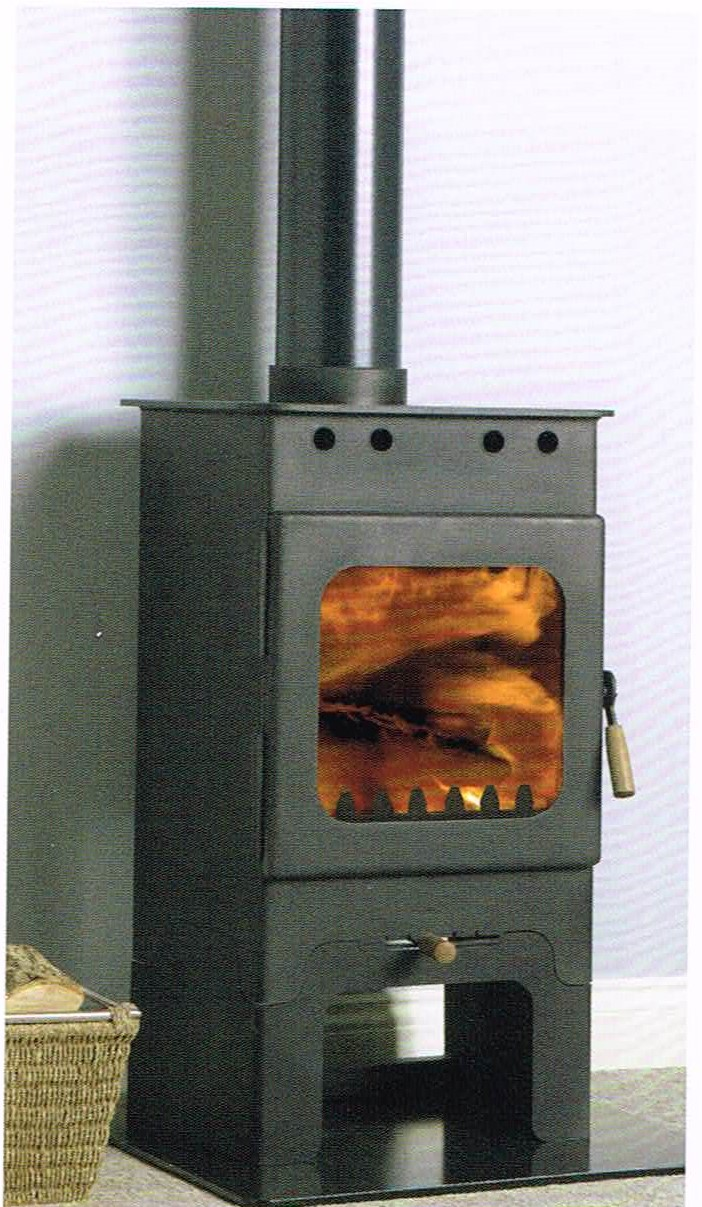 Stoves HOLLYWELL WOOD BURNER