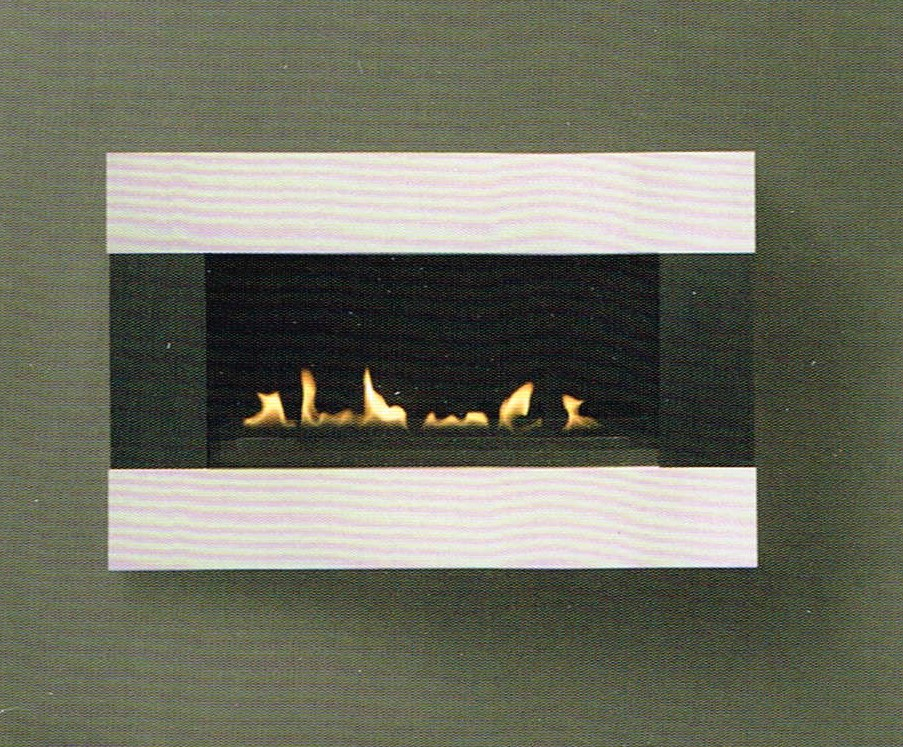Flueless Gas Fires LATITUDE