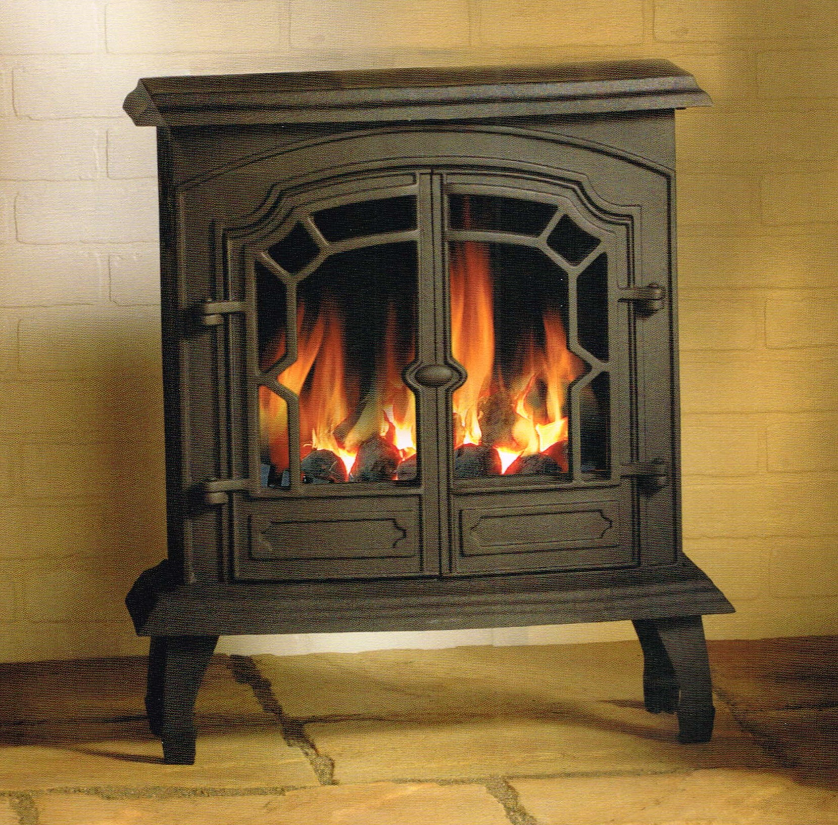 GAS STOVE LINCOLN
