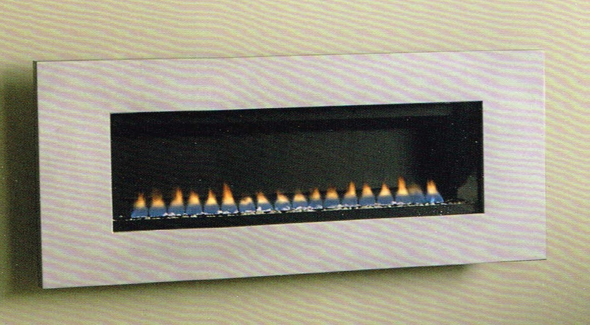 Flueless Gas Fires LONGITUDE