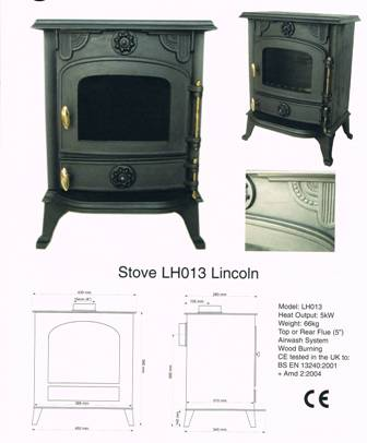 Stoves Lincoln