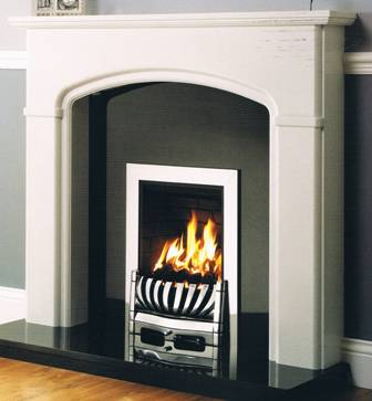 Marble & Limestone Fireplaces LUCIEN