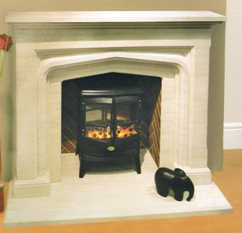 Marble & Limestone Fireplaces Nazare