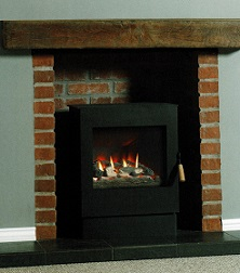 GAS STOVE PICKWORTH BALANCED FLUE GAS