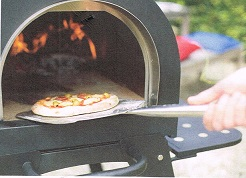 WOOD OVEN PIZZA OVEN MILANO
