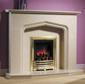 Marble & Limestone Fireplaces Portia