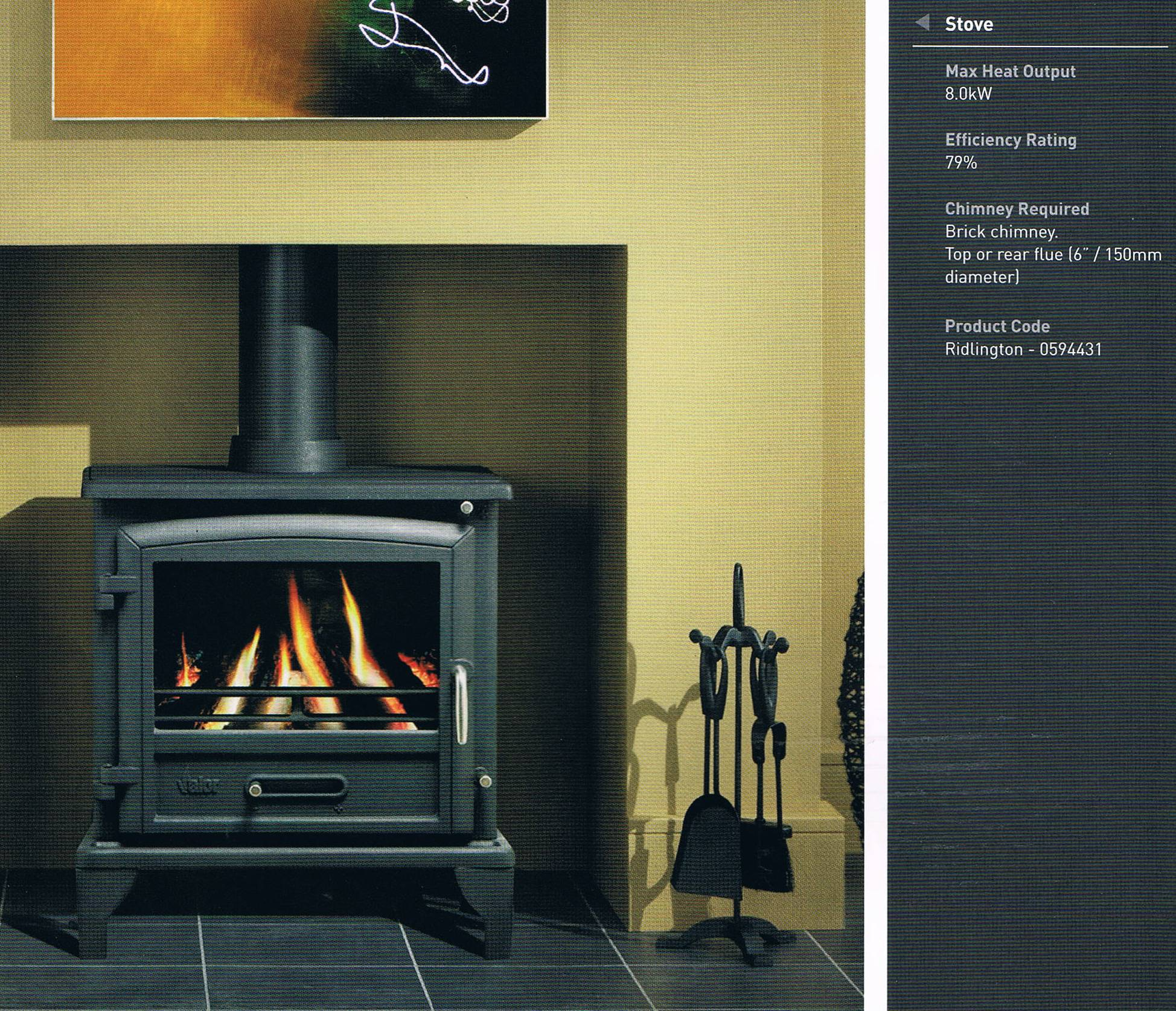 Stoves RIDLINGTON