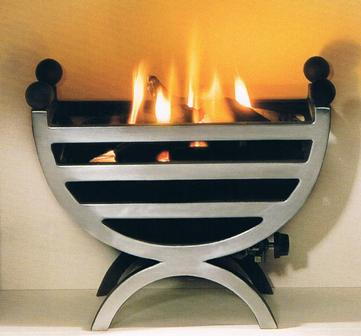 Cast Iron Basket Fires SMALL COTTAGE