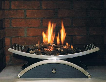 Cast Iron Basket Fires SMALL NEXUS
