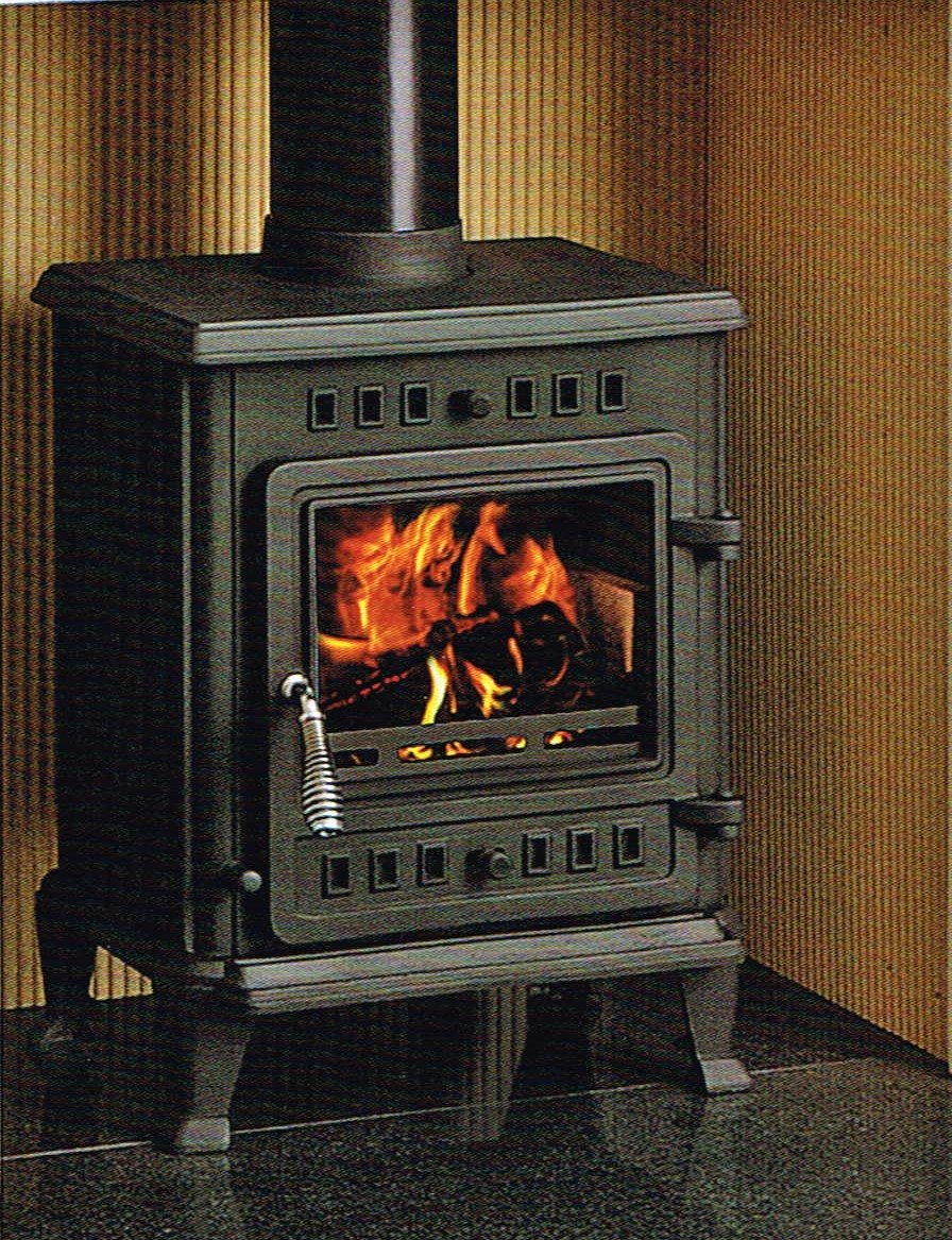 Stoves TFG5 WOOD BURNING STOVE