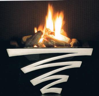 Cast Iron Basket Fires THE ASTRA