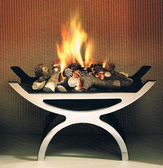Cast Iron Basket Fires THE PULSE