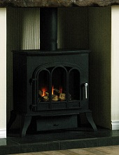 GAS STOVE THURLBY BALANCED FLUE GAS