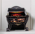 Cast Iron Basket Fires Stamford 227