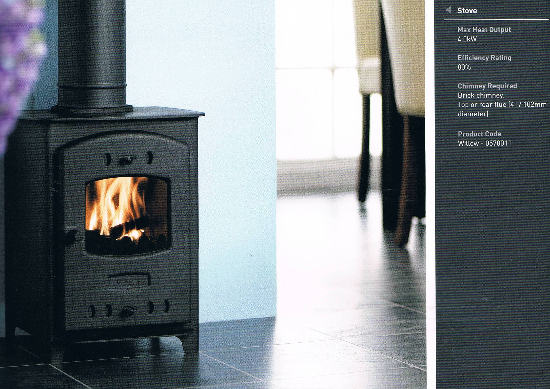 Stoves Willow Stove