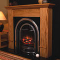 Inset Electric Fires Austen suite